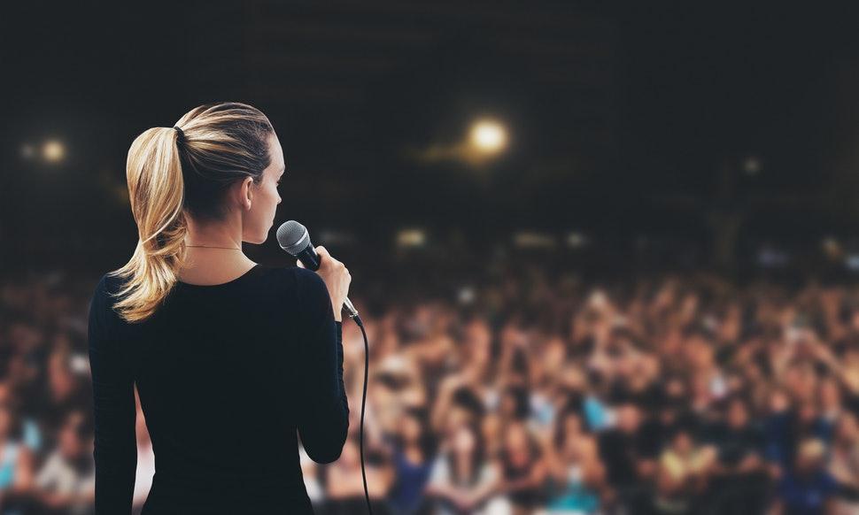 Public speaking is a key skill worth mastering