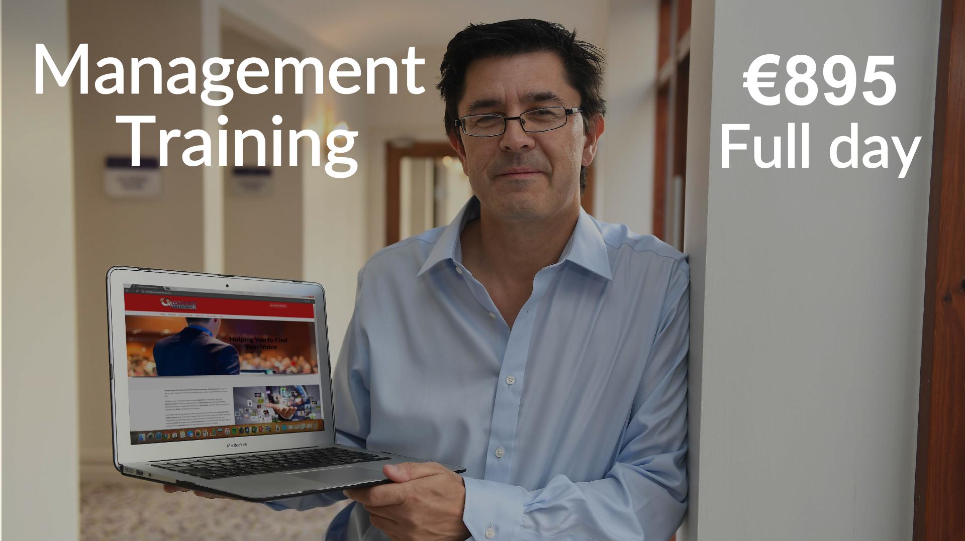 Management Training, Management Courses.